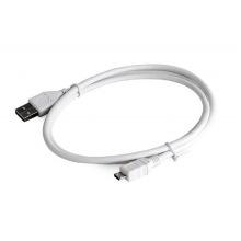 Кабель Cablexpert Micro USB 2.0 AM/BM 1м (CCP-mUSB2-AMBM-W-1M)