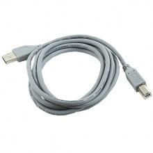 Кабель Cablexpert USB 2.0 AM/BM 1.8м (CCP-USB2-AMBM-6G)