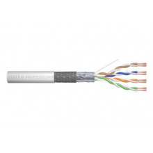 Кабель DIGITUS CAT 5e SF-UTP, 305m, AWG 24/1, PVC, серый (DK-1531-V-305)
