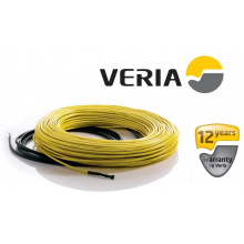 Кабель нагревательный Veria Flexicable 20, 2х жильный, 11.2кв.м, 1886W, 90м, 230V (189B2016)