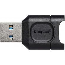 Кардрiдер Kingston USB 3.1 microSDHC/SDXC UHS-II MobileLite Plus (MLPM)