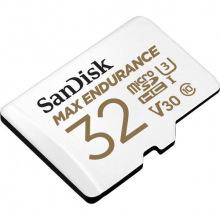 Карта пам'ятi SanDisk 32GB microSDHC C10 UHS-I U3 Max Endurance (SDSQQVR-032G-GN6IA)
