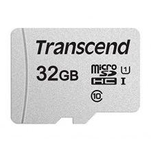 Карта пам'яті Transcend 32GB microSDHC C10 UHS-I R95/W20MB/s (TS32GUSD300S)