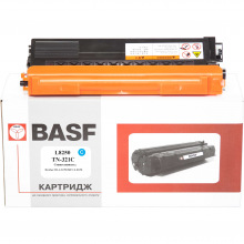 Картридж BASF  аналог Brother TN-321C Cyan (BASF-KT-L8250C)