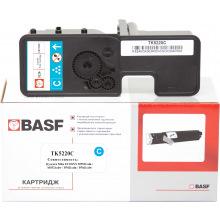 Картридж BASF замена Kyocera TK-5220C, 1T02R9CNL1 Cyan (BASF-KT-1T02R9CNL1)