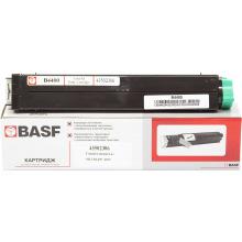 Картридж BASF заміна OKI 43502306 Black (BASF-KT-43502306)