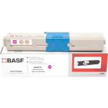 Картридж BASF замена OKI 44469715 Magenta (BASF-KT-MC352-44469715)