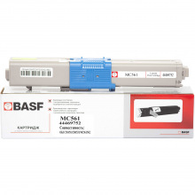 Картридж BASF заміна OKI 44469753 Magenta (BASF-KT-MC561M)