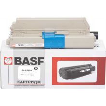 Картридж BASF заміна OKI 44469809 Black (BASF-KT-MC352-44469809)