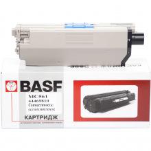Картридж BASF заміна OKI 44469810 Black (BASF-KT-MC561K)