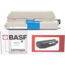 Картридж BASF заміна OKI 46508736 Black (BASF-KT-46508736)