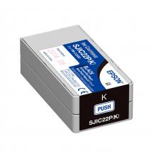 Картридж Epson SJIC22P(K) Black (C33S020601)