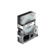 Картридж зі стрічкою Epson LK3WBW Strng adh Blk/Wht 9mm/9m (C53S653007)