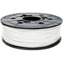 Катушка з ниткою 1.75мм/0.6кг PLA XYZprinting Filament для da Vinci, білий (RFPLBXEU06G)