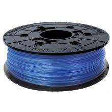Катушка з ниткою 1.75мм/0.6кг PLA XYZprinting Filament для da Vinci, прозоро-синій (RFPLBXEU05J)