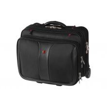 "Кейс-пілот для ноутбука 16"", Wenger Patriot 2 Pc Wheeled Laptop Case, чорний (600662)"