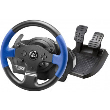 Руль  и  педали для  PC/PS4 Thrustmaster  T150 Force Feedback Official Sony licensed (4160628)