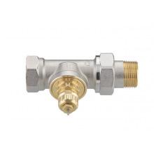 """Клапан Danfoss RA-G 20 термостатический, вх. 3/4 """"- вих. 3/4"""", прямой, никель (013G1677)"""
