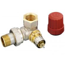 """Клапан Danfoss RA-N 15 термостатический, вх. 1/2 """"- вих. 1/2"""", угловой левый (013G0234)"""