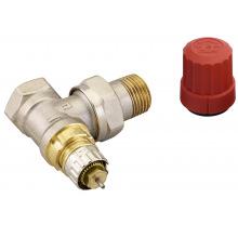 """Клапан Danfoss RA-N 15 термостатический, вх. 1/2 """"- вих. 1/2"""", угловой (013G0013)"""