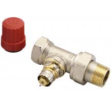 """Клапан Danfoss RA-N 20 термостатический, вх. 3/4 """"- вих. 3/4"""", прямой (013G0016)"""