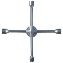 """Ключ-хрест балонний 17х19х21 мм, квадрат 1/2"""", посилений, товщина 16 мм,  MTX PROFESSIONAL (MIRI142459)"""