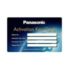 Ключ-опция Panasonic KX-NSM710X для KX-NS500/1000, 10 SIP Extension (KX-NSM710X)