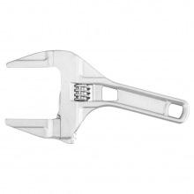 Ключ Topex розвідний алюмінієвий, діапазон 0-70 мм, довжина 200 мм (35D700)