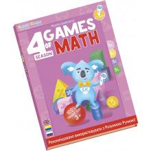 Книга интерактивная Smart Koala  Математика  4 (SKBGMS4)