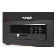 Колонки MICROLAB 2.1 FC530U Wooden + ДУ (FC-530U)