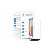 Комплект 2 в 1 защитные стекла 2E Basic для Samsung Galaxy M10s, 2.5D FCFG, black border (2E-G-M10S-IB-BB-2IN1)