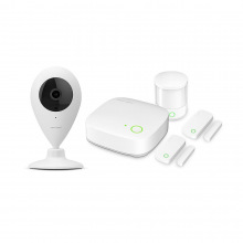 Комплект для умного дома Orvibo Security Kit - контроллер (VS10ZW), 1 датчик движения (SN10ZW), 2 датчика открытия дверей / окна