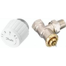 Комплект RTL DN 15 - кутовий комплект, обмежувач температури зворотнього потоку (003L1013 + 003L1040) (003L1081)