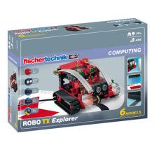 Конструктор Fischertechnik ROBOTICS Исследователь TXT (Без TXT контролера та акуммулятора) (FT-508778)