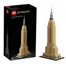 Конструктор LEGO Architecture Хмарочос Емпайр-Стейт-Білдінг 21046 (21046-)