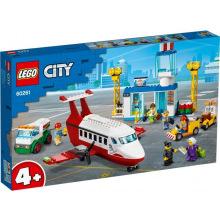 Конструктор LEGO City Главный аэропорт (60261)