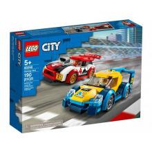 Конструктор LEGO City Гоночные автомобили (60256)