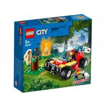 Конструктор LEGO City Лісова пожежа (60247)