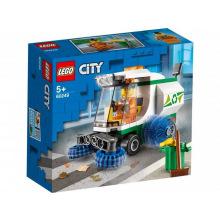 Конструктор LEGO City Машина для очистки улиц (60249)