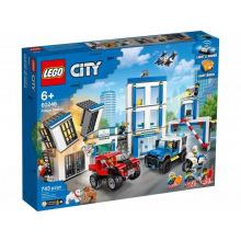 Конструктор LEGO City Полицейское отделение (60246)