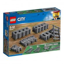 Конструктор LEGO City Рельси (60205)