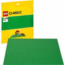Конструктор LEGO Classic Базова пластина зелена 10700 (10700)