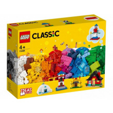 Конструктор LEGO Classic Кубики и домики (11008)