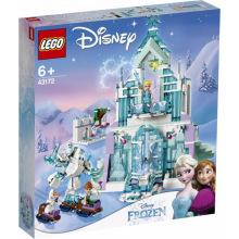 Конструктор LEGO Disney Princess Волшебный ледяной дворец Ельзи (43172)