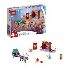 Конструктор LEGO Disney Princess Дорожные приключения Ельзи (41166)