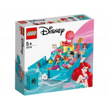 Конструктор LEGO Disney Princess Книга приключения Ариель (43176)