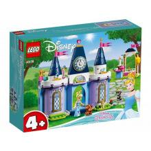 Конструктор LEGO Disney Princess Празднование в дворце Золушки (43178)