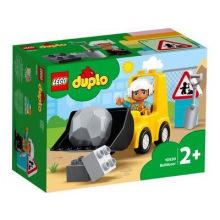 Конструктор LEGO DUPLO Бульдозер (10930)