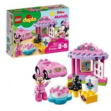 Конструктор LEGO DUPLO День народження Мінні (10873)