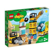 Конструктор LEGO DUPLO Уничтожитель шаровый таран (10932)